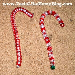 preschool craft candy canes