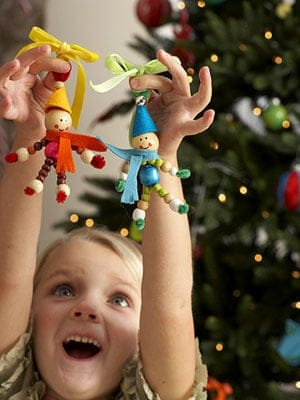 elf ornaments for preschoolers