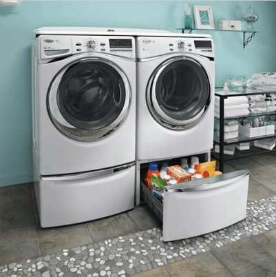 how to keep front loading washing machine from smelling