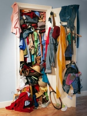 How to Tackle Clutter
