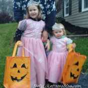 Trick or Treating with Barbie #BarbiePhotoFashion