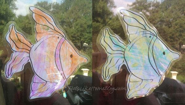Rainbow Fish Activities