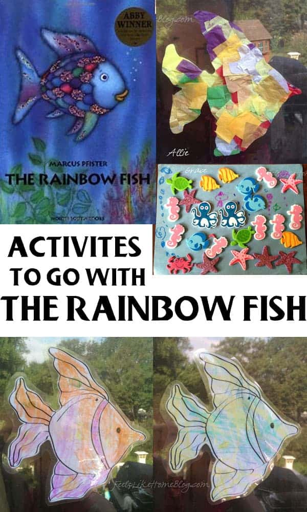 books about fish for preschoolers the rainbow fish by pfister 37 fishy activities 263
