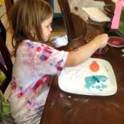 Making Pictures with Baking Soda and Vinegar – A Cool Science Activity for Kids