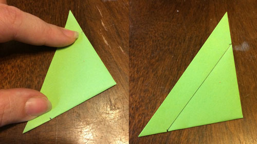Fold and measure