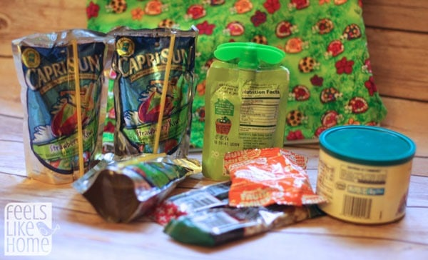 What to pack in your summer snack bag