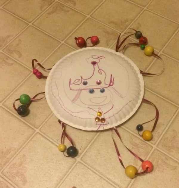 kids noisemaker craft