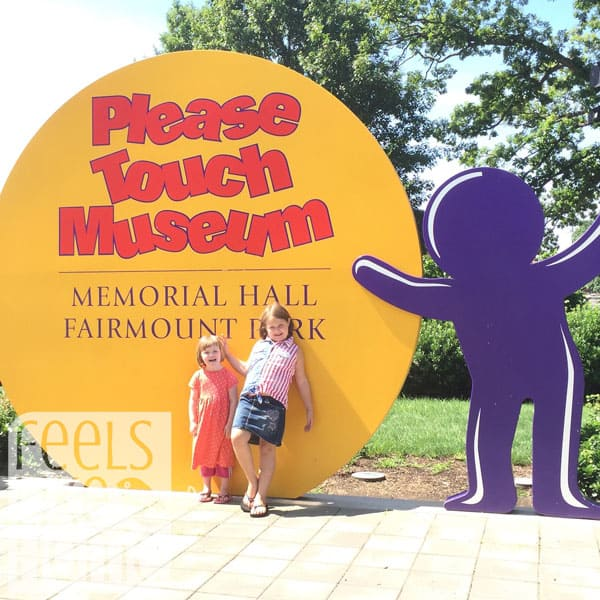 Things to do in Philadelphia with kids and families - The Please Touch Museum is awesome and a perfect day trip from anywhere in central Pennsylvania, Maryland, Delaware, or New Jersey and a great staycation idea! Nice review.