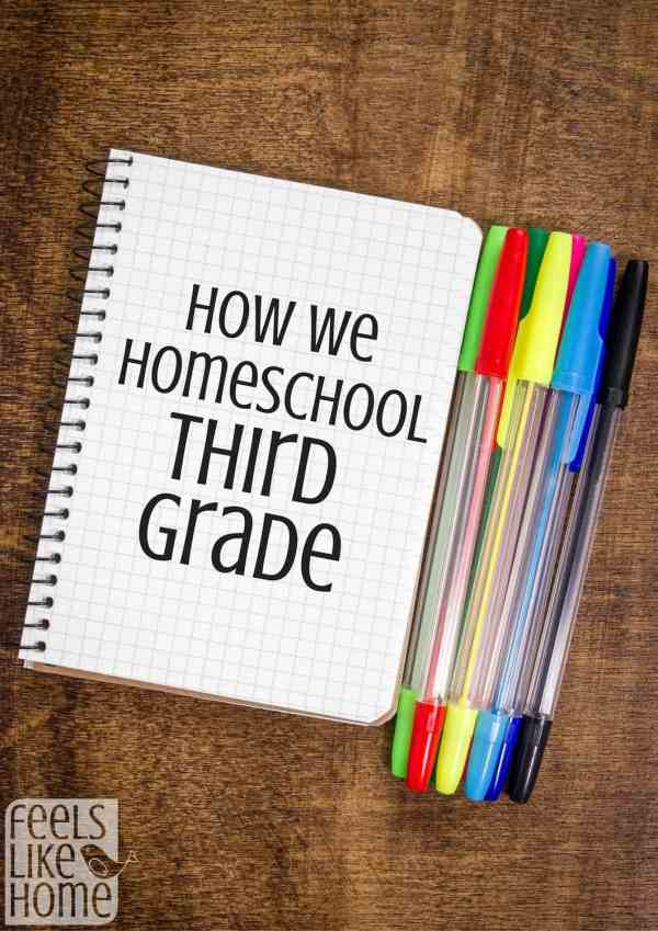 It is so interesting to see how other families homeschool their kids, isn't it? This is one momma's discussion of her very eclectic teaching style. Includes all the subjects.