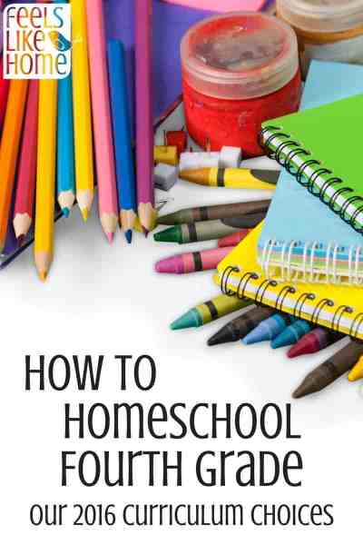 If you're new to homeschooling, you probably need lots of advice. Here's how one mom is homeschooling a reluctant fourth grade learner! Includes lots of curriculum suggestions.
