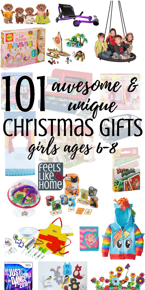 Christmas 2018 Gift Guides for Families - Feels Like Home™