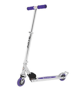 A Razor scooter