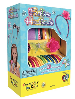 Make your own headbands craft kit