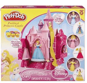 Playdoh princess castle kit