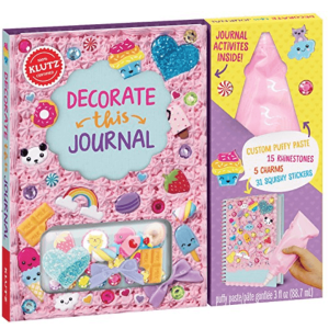 Decorate this Journal craft kit