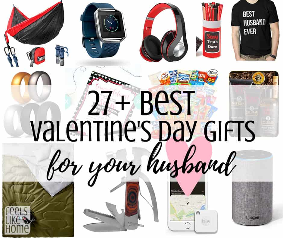 27 Best Valentines Gift Ideas For Your Handsome Husband