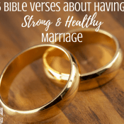 45 Bible Verses about how to have a strong healthy marriage - Problems in marriage can often be solved through a lot of prayer, hard work, and maybe counseling. These scriptures on love and marriage can be read by husband or wife or together as a couple. The words of God and Jesus Christ can give truth and faith to your wedding or life. Beautiful encouragement.