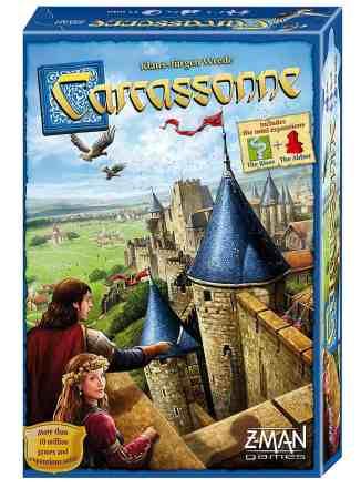 Carcassone game