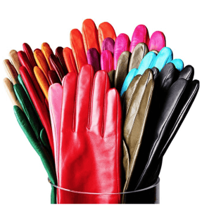 A group of gloves