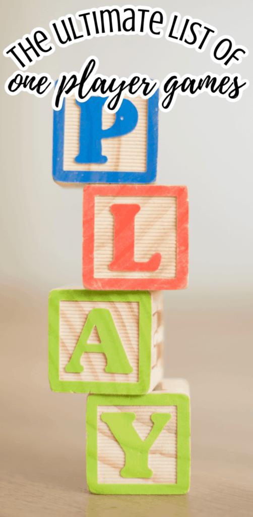 building blocks that spell play