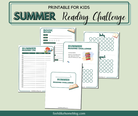 summer reading challenge PDF preview