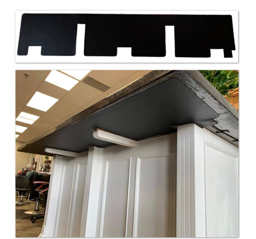 modern countertop ideas