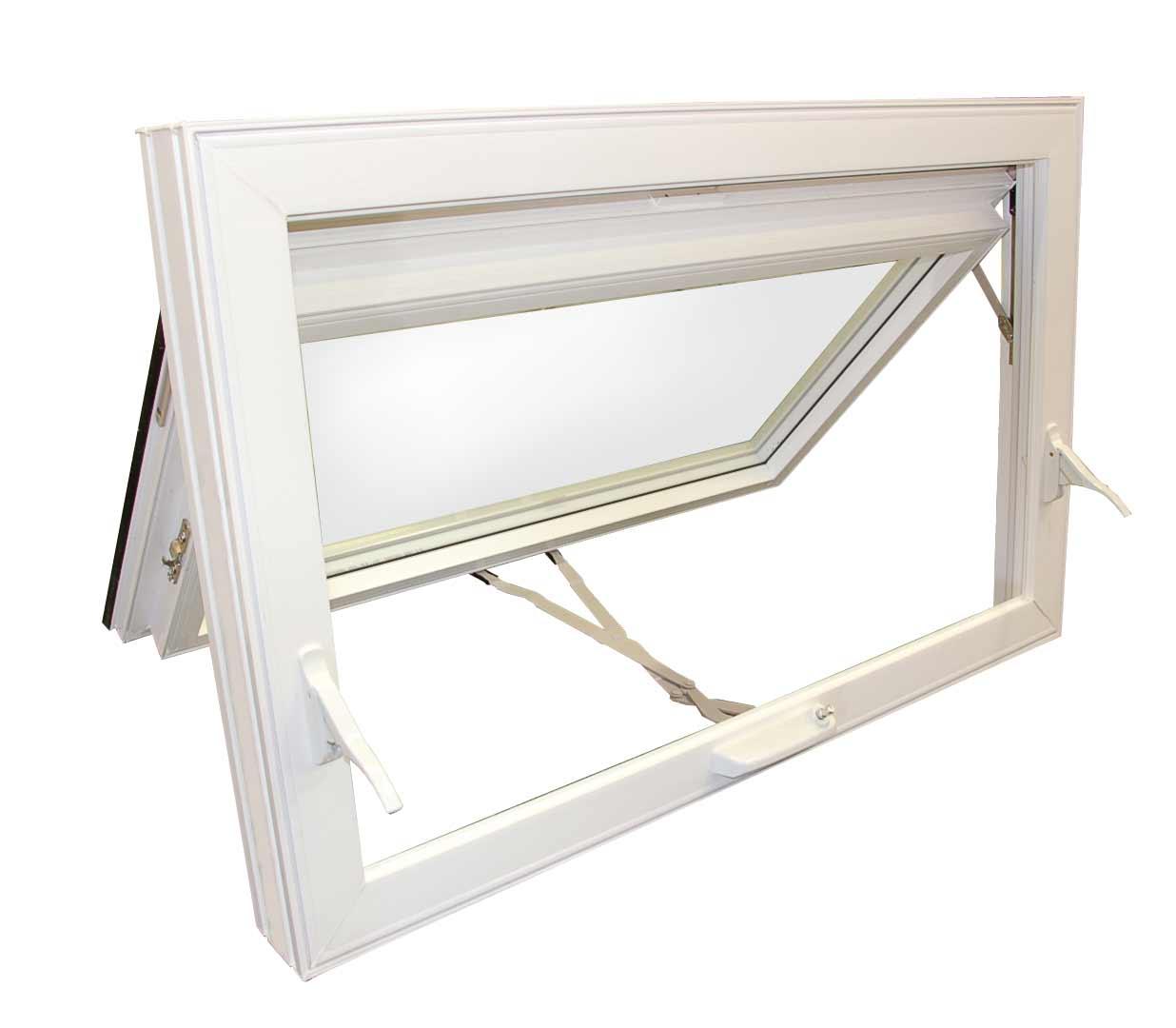 Aluminum Basement Windows