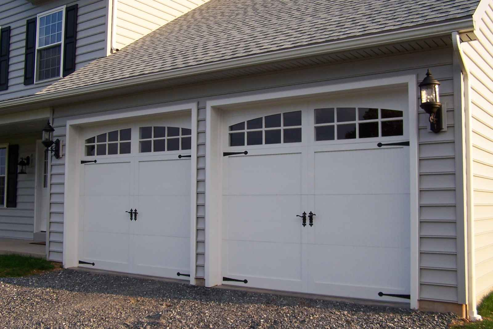 Home Depot Garage Door Decorative Hardware