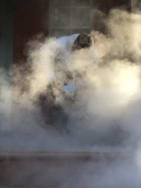 Therma-tech super heated steam cleaning services