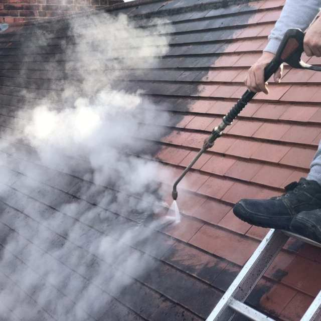 SUPER HEATED ROOF CLEANING SERVICES