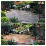Indian sandstone patio cleaning & why we love it!