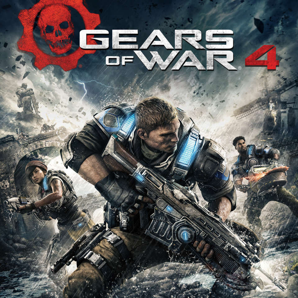 Gears of War 4...Finally!