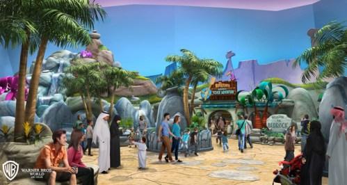 Warner Bros. World Draws Nearer to Launch