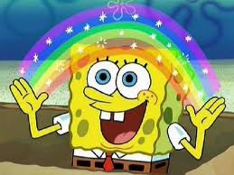 Spongebob Magical