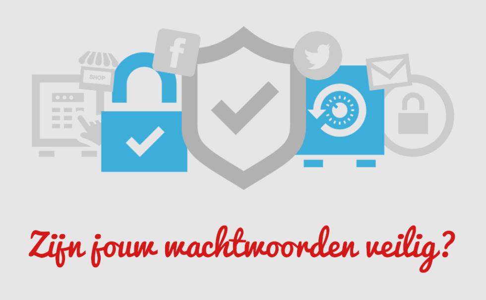 Zo maak je wachtwoorden zo veilig mogelijk #infographic