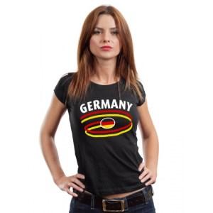 Zwarte dames shirts Duitsland