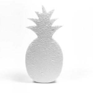 piepschuimfiguur ananas