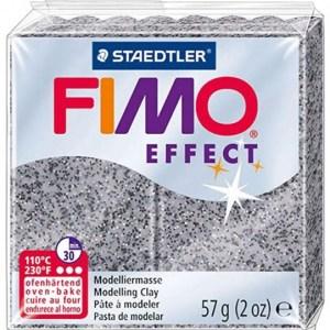 fimo effect graniet grijs