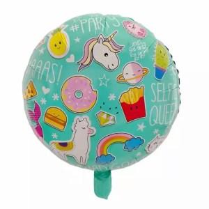 folieballon lama