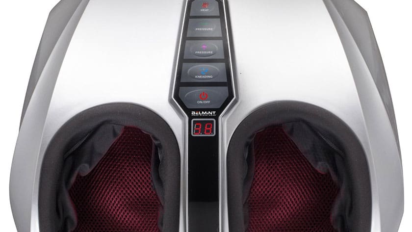 Belmint Shiatsu Foot Massager Featured Image