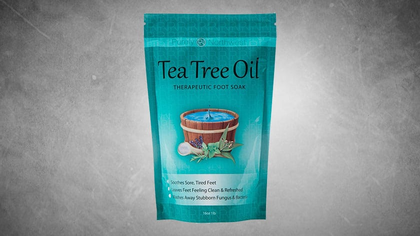 Tea Tree Foot Soak