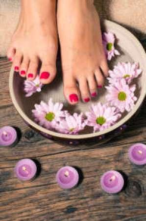 Jelly Pedicure Aromatherapy
