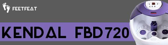 Kendal FBD720 Banner