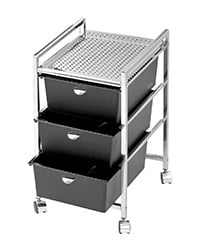 Pedicure Trolley Cart