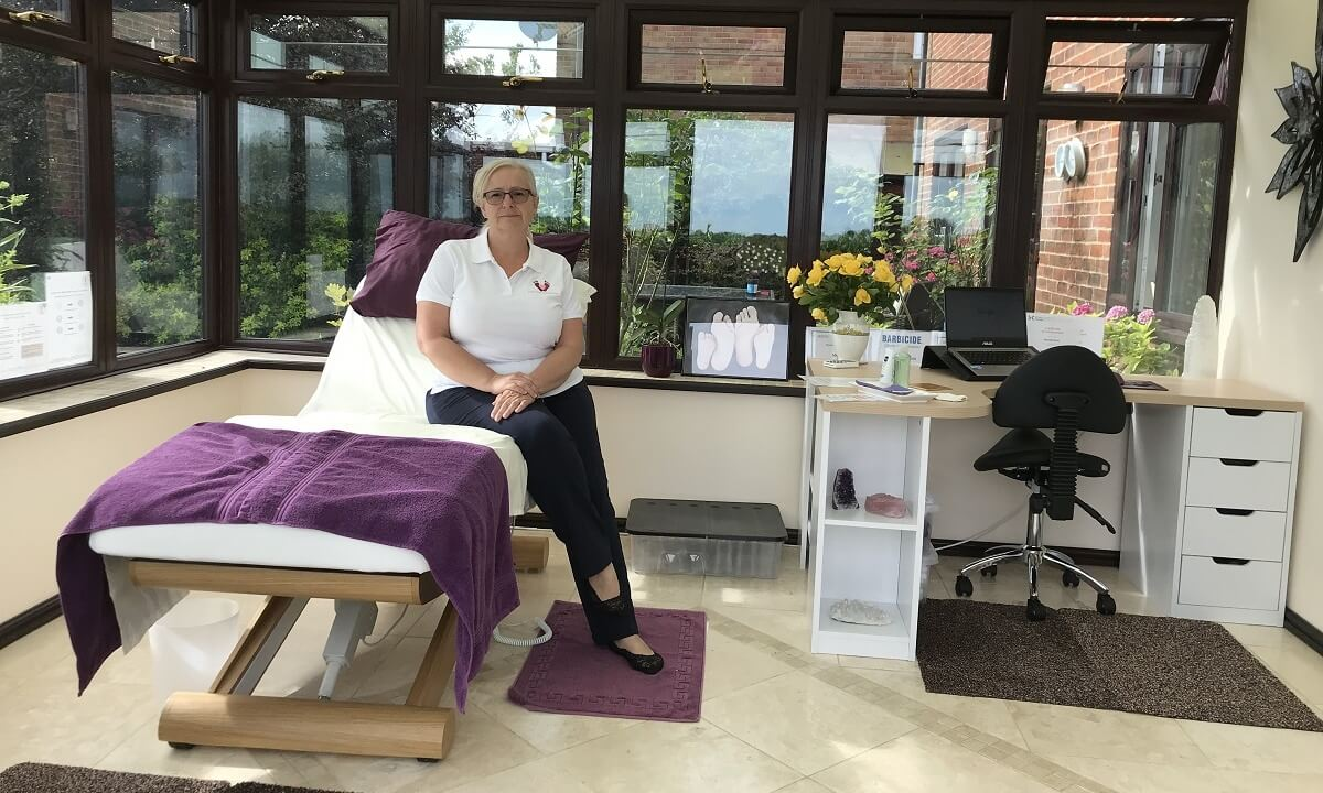 treatment-room-feet-first-reflexology-bluntisham