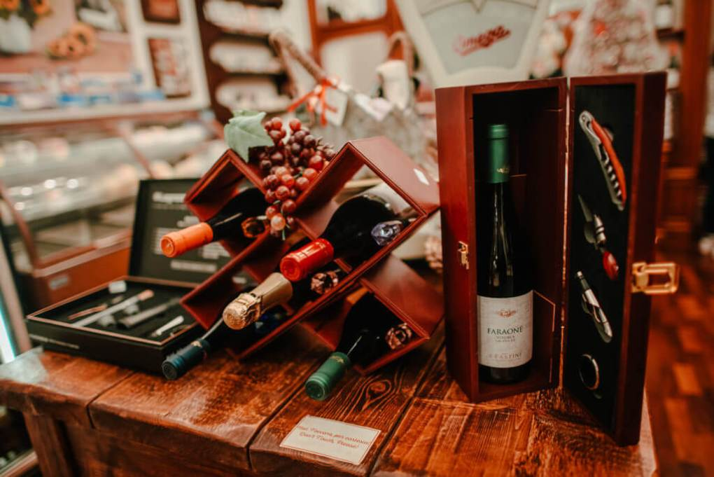 3 итальянских вина до 300 грн на Новогодний стол