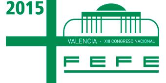 XIII Congreso Nacional FEFE Valencia 2015