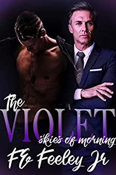 The Violet Skies of Morning Book Cover Artwork