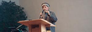 """Jürgen Klammt am 28.02.2016 bei der Predigt """"Die Gnade des Herrn geht zu Ende"""", ein Teil von Gemeinsam auf Kurs 2016"""
