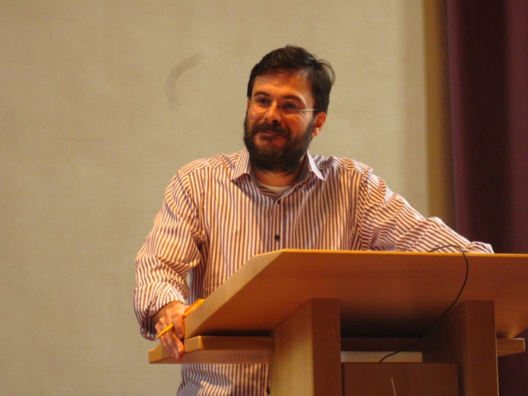 """Juliano Vidi, Predigt am 05.06.2016, Thema: """"Barmherzigkeit und Gnade im Zusammenhang mit Erlösung"""""""